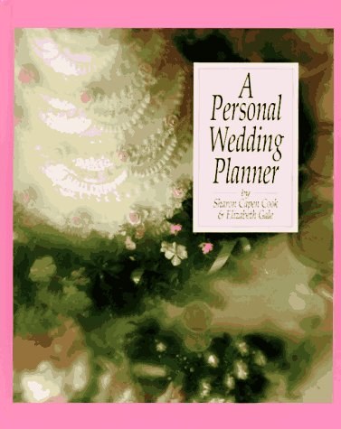 9781558500488: Personal Wedding Planner