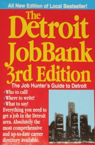 The Detroit Job Bank