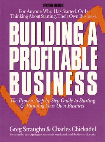 9781558502727: Building A Profitable Business