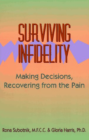 9781558502994: Surviving Infidelity: Making Decisions, Recovering from the Pain
