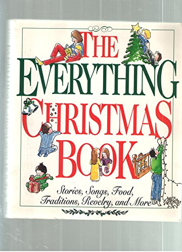 9781558504035: The Everything Christmas Book