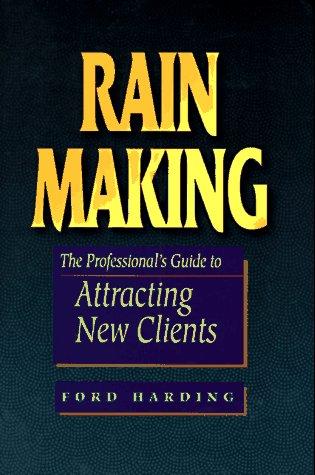 9781558504202: Rain Making