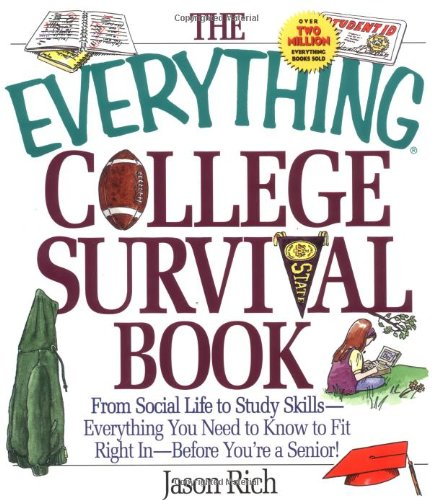 9781558507203: Everything College Survival (Everything Series)