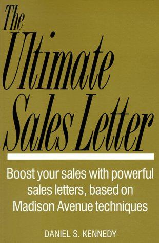 9781558509481: Ultimate Sales Letter
