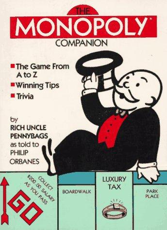 9781558509504: The Monopoly Companion