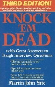 9781558509542: Knock'em Dead: With Great Answers to Tough Interview Questions