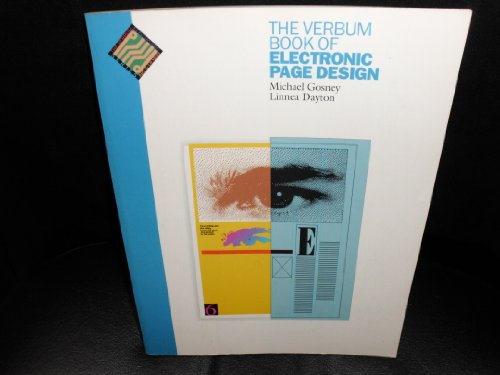 9781558510883: Verbum Book of Electronic Page Design