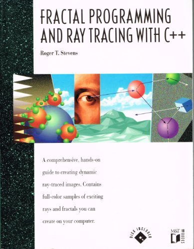 9781558511187: Fractal Programming and Ray Tracing With C++