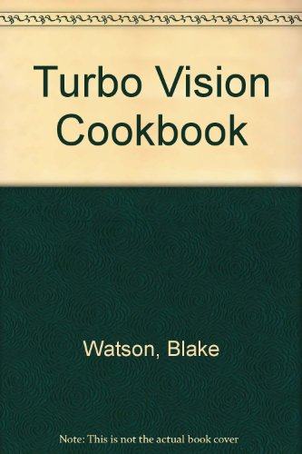 Programming With Turbo Vision/Book and Disk: Blake Watson