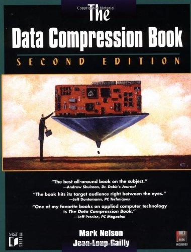 9781558514348: The Data Compression Book