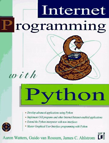 9781558514843: Internet Programming With Python