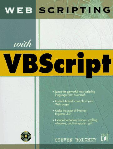 9781558514881: Web Scripting With Vbscript