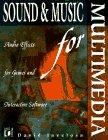 Sound and Music for Multimedia: David Javelosa
