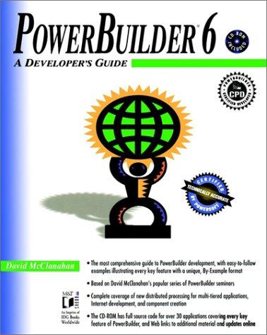 9781558515819: PowerBuilder 6: A Developer's Guide