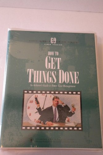 How to Get Things Done: Kristine C Brewer