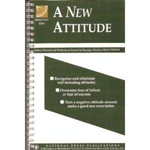 A new attitude (Productivity series): Thomas, Marian