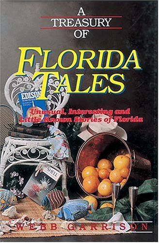 9781558530386: A Treasury of Florida Tales (Stately Tales)