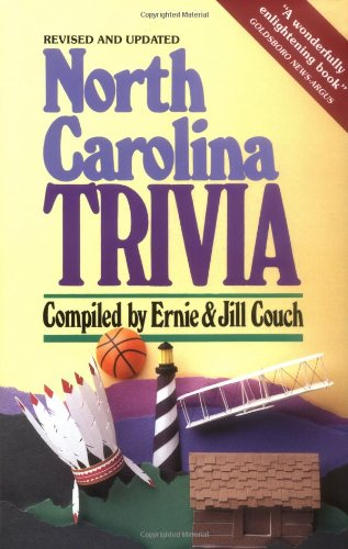9781558531123: North Carolina Trivia