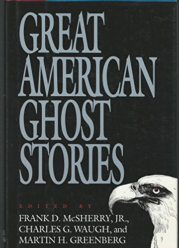 9781558531468: Great American Ghost Stories (America Ghost Series)