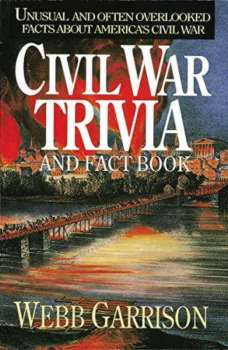 9781558531604: Civil War Trivia and Fact Book