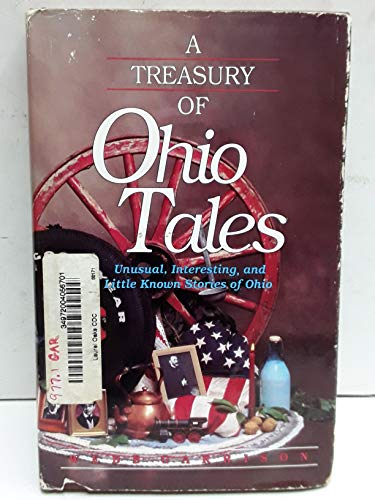 A Treasury of Ohio Tales (1558532498) by Garrison, Webb B.