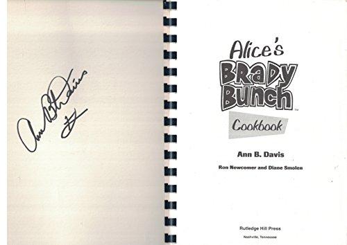 Alice's Brady Bunch Cookbook: Davis, Ann B.