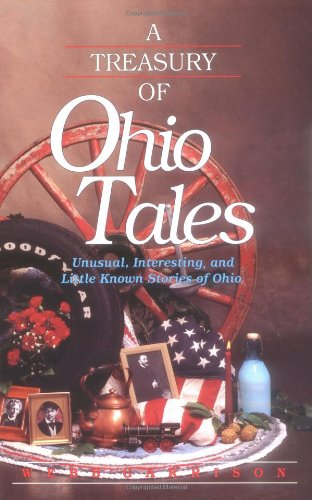 9781558534506: A Treasury of Ohio Tales (Stately Tales)