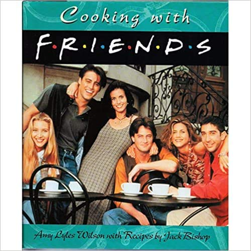 9781558534568: Cooking with F.r.i.e.n.d.s