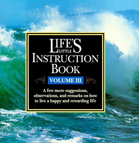9781558534674: Life's Little Instruction Book, Vol. 2