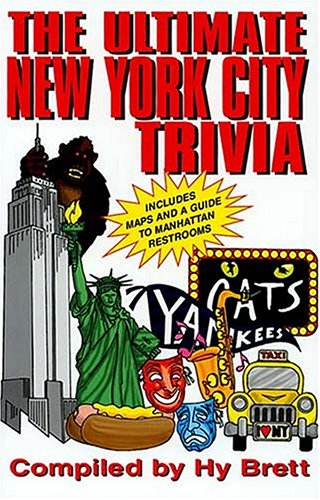 9781558534995: The Ultimate New York City Trivia Book