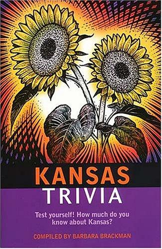 9781558535398: Kansas Trivia