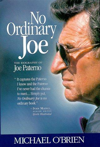 No Ordinary Joe: The Biography of Joe: O'Brien, Michael