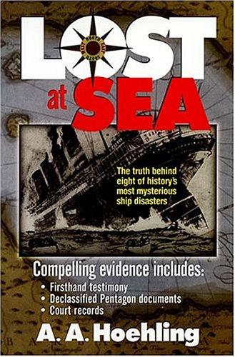 9781558537446: Lost at Sea