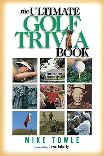 9781558537491: The Ultimate Golf Trivia Book