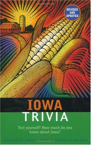 9781558539426: Iowa Trivia, Revised Edition