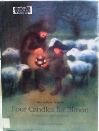 9781558580657: Four Candles for Simon