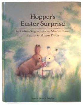 Hopper's Easter Surprise: Kathrin Siegenthaler