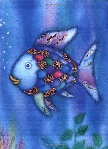 9781558582897: Rainbow Fish Mobile