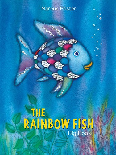 9781558584419: The Rainbow Fish Big Book