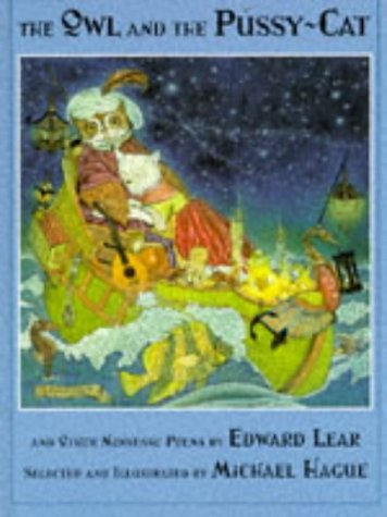 The Owl and the Pussy-Cat: And Other Nonsense Poems: Lear, Edward