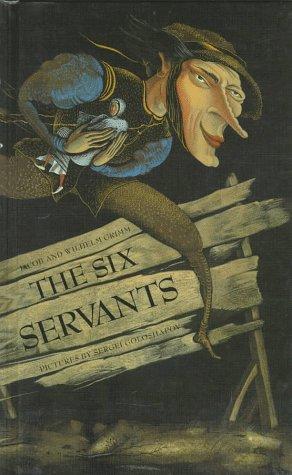 9781558584761: Six Servants