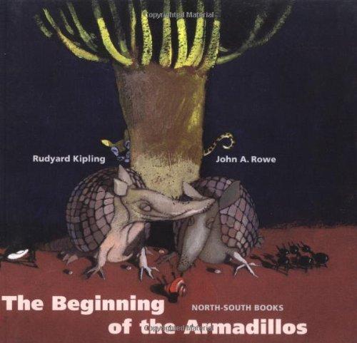 9781558584839: Beginning of the Armadillos