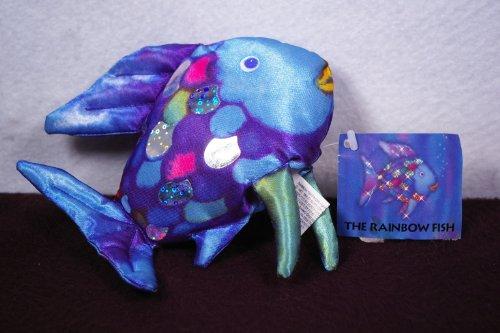 9781558585140: Rainbow Fish Finger Puppet Individu (Soft Toy)