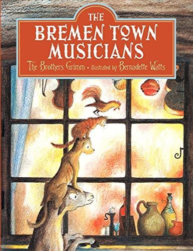 9781558586949: Bremen Town Musicians, The