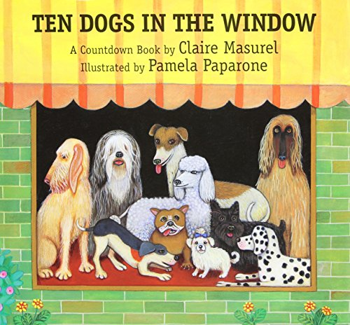 9781558587540: Ten Dogs in the Window
