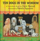 9781558587557: Harcourt School Publishers Trophies: Little Book Grade 1 Ten Dogs in the Window