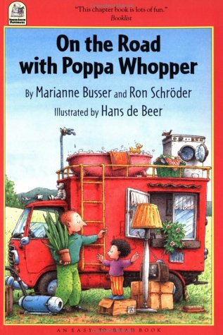 9781558587762: On the Road W/ Poppa Whopper (North-South Paperback)