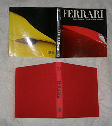 9781558590267: Ferrari: Design of a Legend : The Official History and Catalog