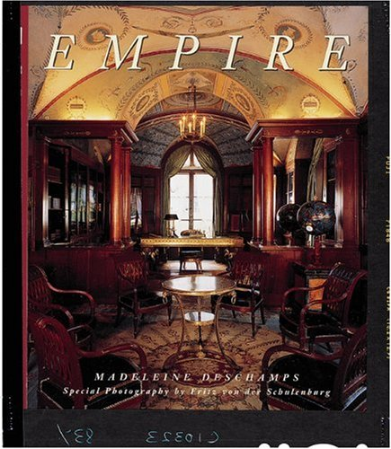 Empire: Madelaine Deschamps; Photographer-Fritz