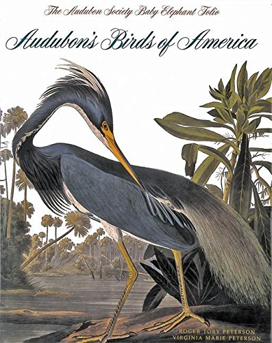 9781558591288: Audubon's Birds of America: The Audubon Society Baby Elephant Folio